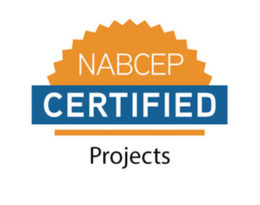 nabcep certified projects